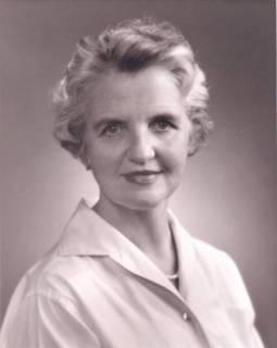 Ava Helen Pauling. 1950