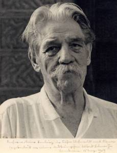 Dr. Albert Schweitzer. August 15, 1959