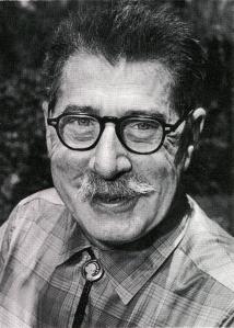 Roger Hayward, 1960s.
