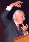 Francis Crick, 1995
