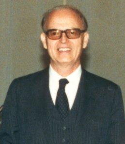 Dr. Emile Zuckerkandl, 1986.