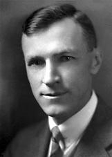 William P. Murphy, 1930s.  Image courtesy of the Nobel museum.