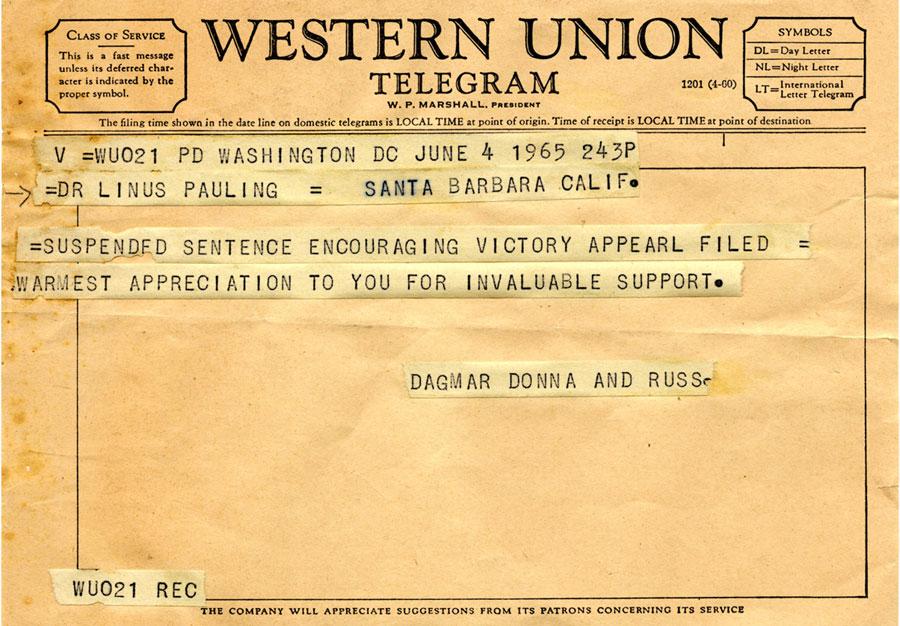 how to write a telegram