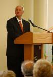 OSU President Ed Ray.