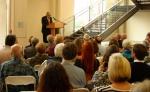 Keynote speaker Linus Pauling, Jr.