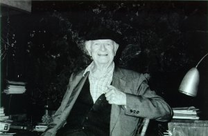Linus Pauling, 1988.