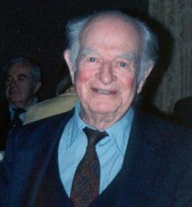 Linus Pauling, 1991.