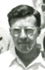Leo Brewer, 1950.