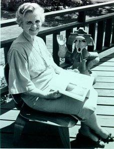 Ava Helen Pauling, August 1964.