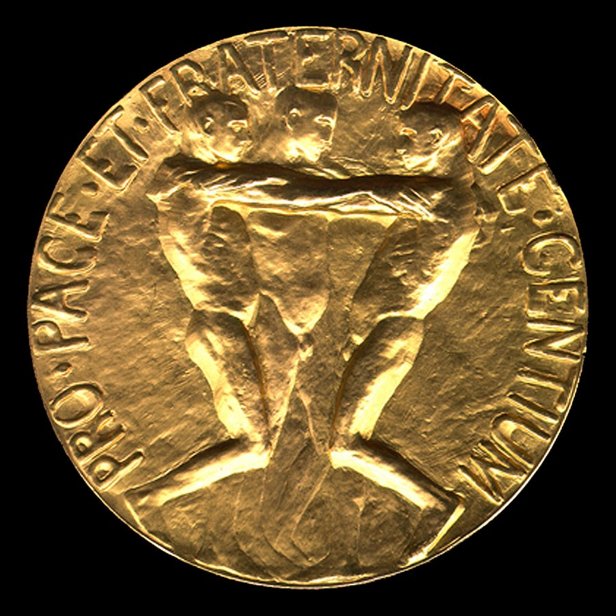 nobel peace prize paulingblog the nobel medal reverse