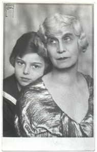 Emile and Berta Zuckerkandl, ca. 1930. Image courtesy of the Austrian National Library.