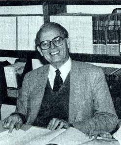 Emile Zuckerkandl, 1993.