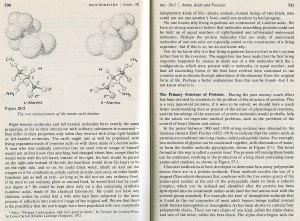"""Extracted from """"College Chemistry,"""" 3rd edition, 1964."""