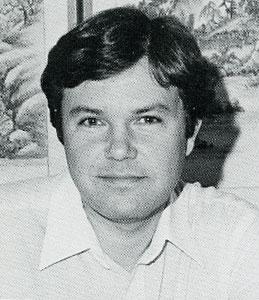 John Leavitt, 1982.