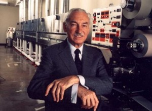Alejandro Zaffaroni. (Life Sciences Foundation image)