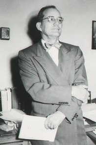 Williams ca. 1950s.