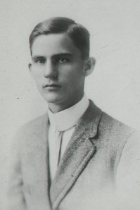 Roger Williams as a young man.
