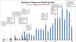 Milestones in Plastin Research