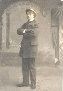 Herman Pauling, ca. 1899.