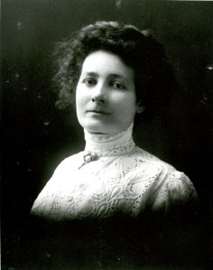 Belle Pauling, early 1900s.