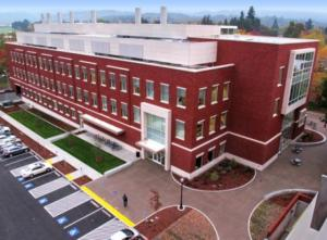 The Linus Pauling Science Center at Oregon State University.