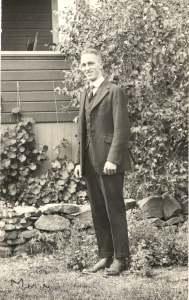 Mervyn Stephenson, ca. 1920s.