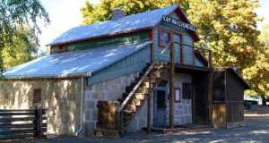 The Kam Wah Chung & Co. Museum, Grant County, Oregon.