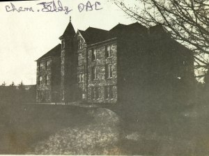 """Known then as the """"Chem Shack,"""" OSU's refurbished Furman Hall now houses the College of Education."""