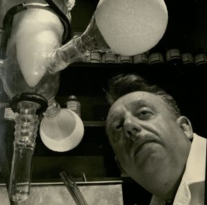 Dan Campbell, ca. 1940s.
