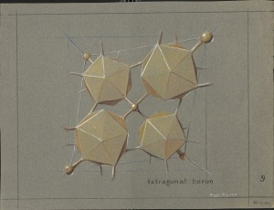 The Tetragonal Boron Crystal.