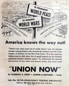 union-now-poster