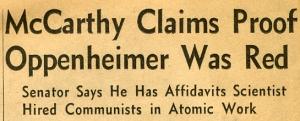 Los Angeles Times, April 14, 1954.