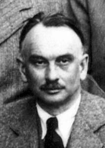 Richard Tolman, 1931.
