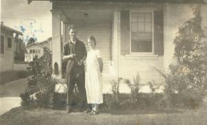 The Paulings, 1925.